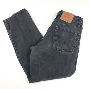 Vintage Levi's 555 Relaxed Straight Leg